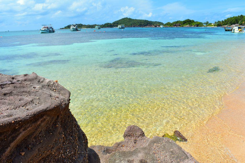 Đảo hòn Ghầm Ghì Phú Quốc