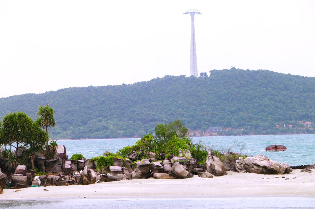 Hòn Dăm đảo ngọc Phú Quốc