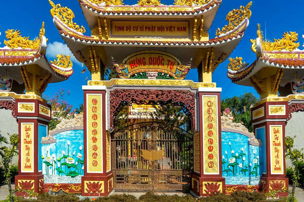 Chùa Hưng Quốc Phú Quốc