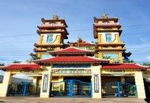 Thánh Thất Cao Đài Dương Đông