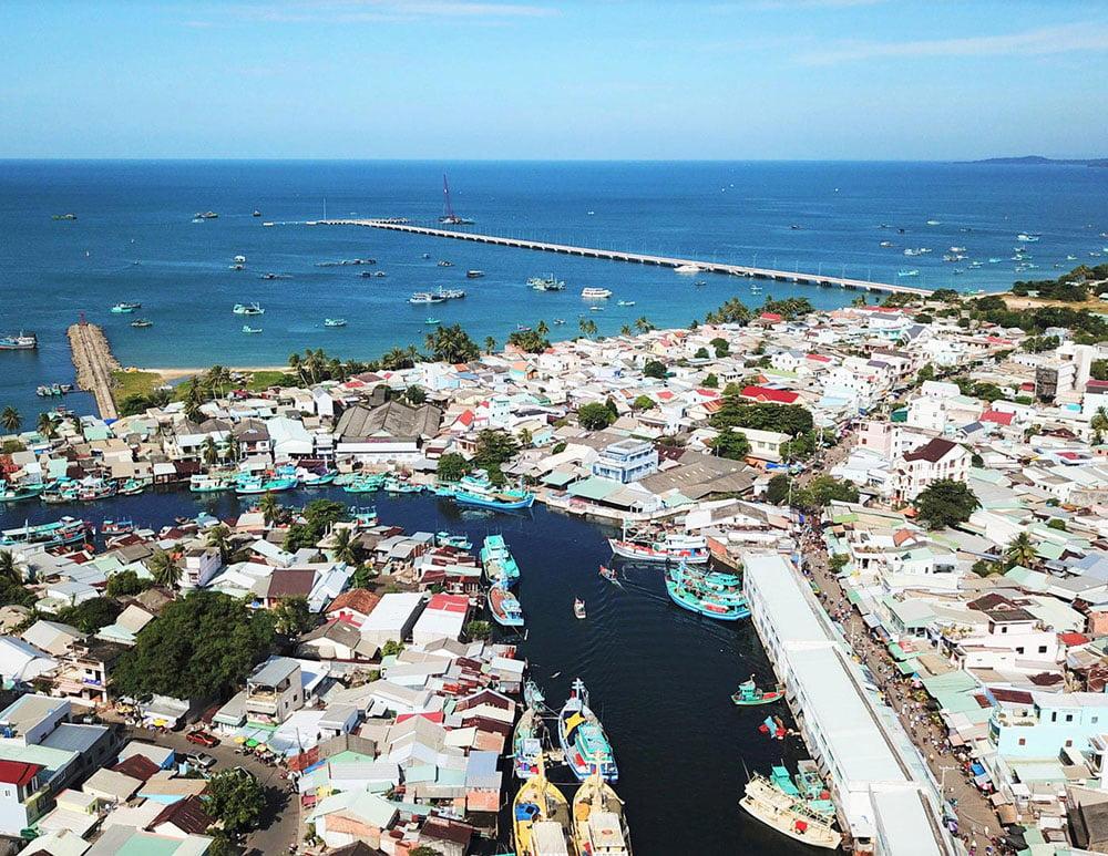 Thị trấn Dương Đông Phú Quốc
